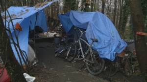 New conflict over homeless in Surrey