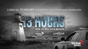 Timeline of Nova Scotia gunman's history of disputes (01:42)