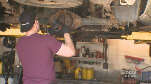 'It's better to be safe than sorry': auto repair shops take steps to protect customers from COVID-19