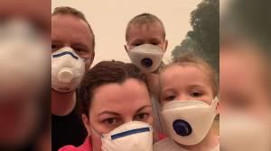 'It felt like a movie': Canadian recounts family's narrow escape from Australia bushfire