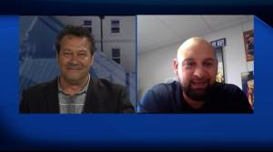 Global News Morning chats with Queen's Gaels Football Head Coach Steve Snyder (05:11)
