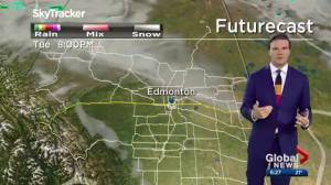 Edmonton Weather Forecast: Sept. 2