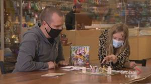 Coronavirus: Board games old and new flying off Toronto store shelves (01:50)