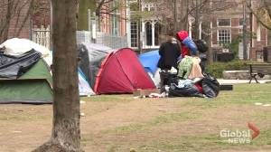 Coronavirus outbreak: Toronto homelessness advocates sue city over COVID-19 response