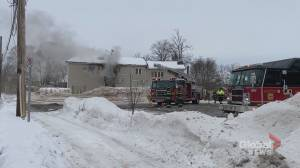 House of Nazareth extensively damaged following fire