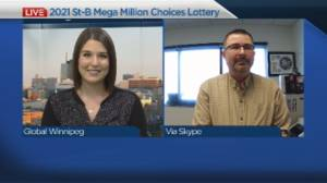 2021 St-B Mega Million Choices Lottery: Sean Barnes (05:28)