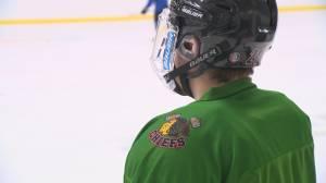 Coronavirus: Junior hockey teams in Okanagan impacted by B.C.'s new public health orders (02:23)