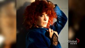 Calgary's Kiesza offers advice to cope with isolation (01:26)