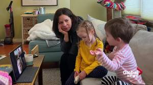 Edmonton area sees spike in daycare COVID-19 outbreaks (01:55)