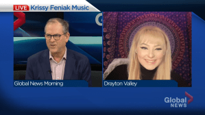 Drayton Valley's Krissy Feniak nominated for two Alberta country music awards (05:04)