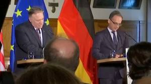 German foreign minister, Pompeo balk at Macron claim that NATO is 'brain-dead'