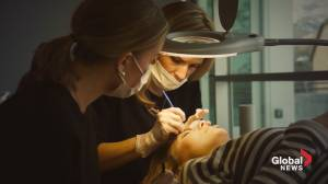 Free Microblading to people who have lost hair due to Chemotherapy
