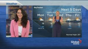 Global News Morning weather forecast: September 14, 2020
