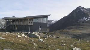 New alpine huts open on Blackcomb