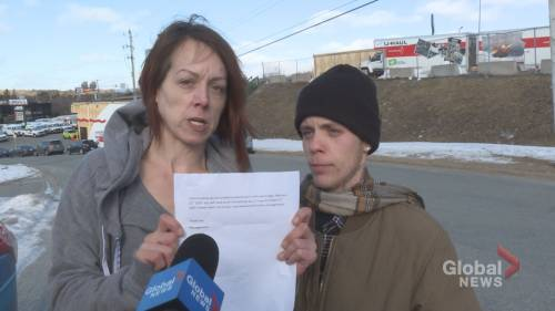 Several people and families forced out of Dartmouth hotel, due to community service ties being severed | Watch News Videos Online