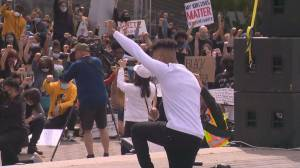 Vancouver hosts huge anti-racism rally