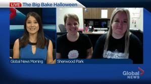 Edmonton-area bakers featured in Food Network Canada Halloween show (04:03)