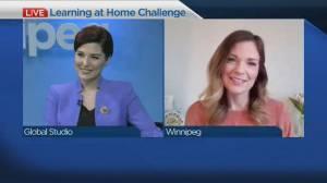 Winnipeg Instagram account helps with homeschooling