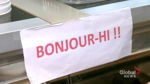 Quebec says protecting French language a priority