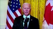 Play video: Biden, Trudeau outline key priorities between U.S., Canada after 1st bilateral meeting