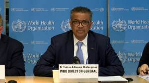 Coronavirus outbreak: WHO provides latest numbers on new cases globally