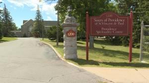 Sisters of Providence donate $5M to help Kingston-area children, seniors (01:52)