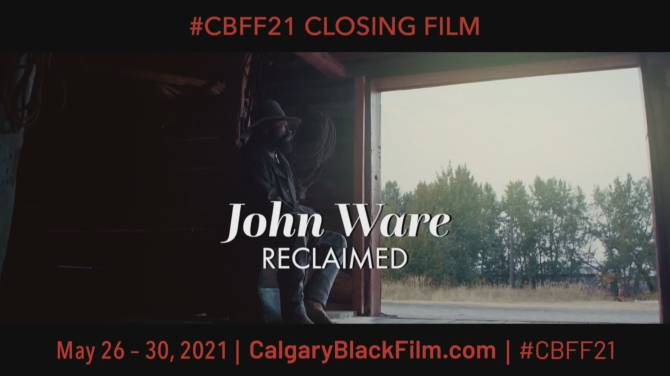 Click to play video: Learn more about Calgary's 2021 Black Film Festival