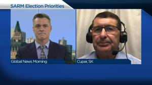 What rural Saskatchewan is looking for in the federal election (04:24)