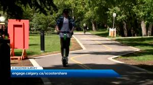 Calgary launches e-scooter survey as pilot wraps