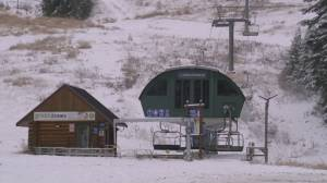 B.C. ski resorts prepare to safely reopen for the season ()