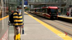 Calgary's temporary face-covering bylaw takes effect Saturday