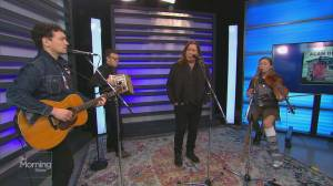 Alan Doyle performs 'It's Okay'