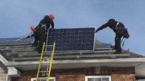Rebate program moves Nova Scotia homeowners toward solar power