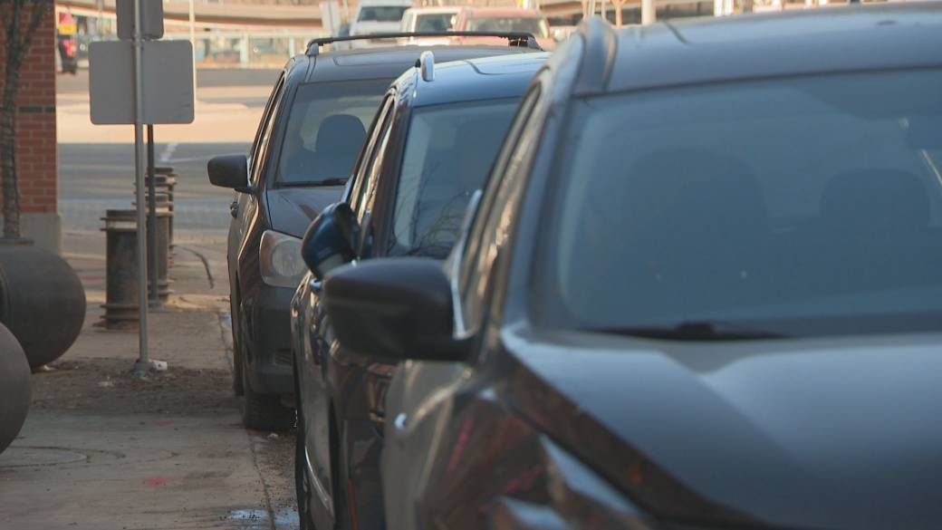 Click to play video: 'Conversations reignited about parking in downtown Edmonton'