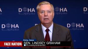 Lindsey Graham talks goals for Senate impeachment trial, calls House process a 'crock'