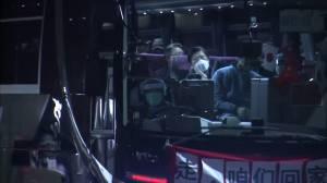 Coronavirus outbreak: Hong Kong passengers evacuate Diamond Princess cruise ship before flying home