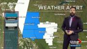 Play video: Edmonton Weather Forecast: Nov. 8