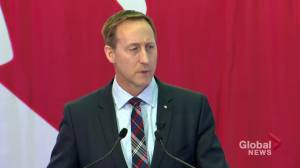 Advancing Canada's interests on world stage requires 'authenticity of action,' not selfies: Peter MacKay