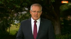 Australia's PM says they will stand up for writer arrested in China