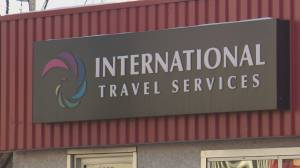 Fort McMurray travel company accused of cancelling flights on customers
