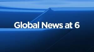 Global News Hour at 6 Weekend (11:40)