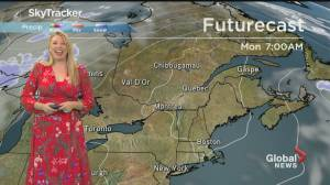 Global News Morning weather forecast: March 16, 2020