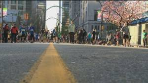 Vancouver Sun Run goes virtual this year (02:30)