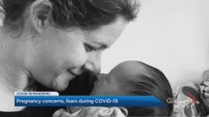 Toronto's Sinai Health managing COVID-19 pregnancies, more complications (02:14)