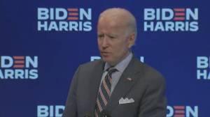 Coronavirus: Biden says vaccine touted by Trump should be taken if scientists approve its safety