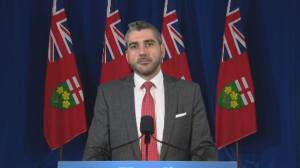 Coronavirus outbreak: Ontario minister confident in safety at Queen's Park as premier, health minister being tested for COVID-19