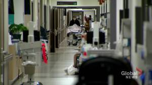 Saskatoon hospitals ready for COVID uptick: SHA CEO (01:32)