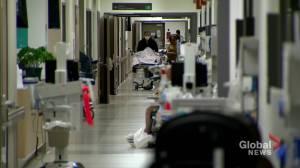 Saskatoon hospitals ready for COVID uptick: SHA CEO (01:32)