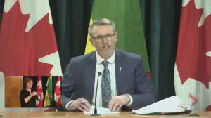 Saskatchewan long-term care residences to start allowing visitors starting next Thursday (00:46)