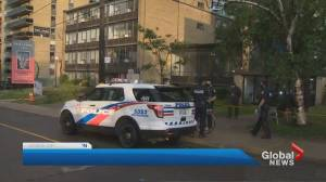 Stabbing of City of Toronto worker alarms neighbourhood residents